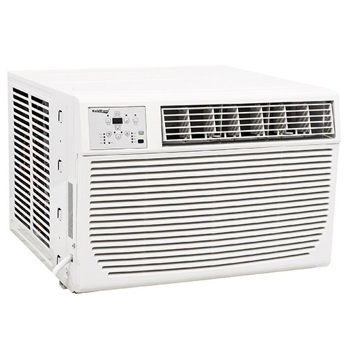 Koldfront 12,000 BTU 220V Heat/Cool Window Air Conditioner