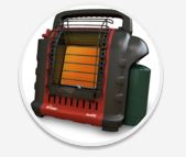 RV Portable Heaters